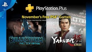 PlayStation forecasts a Bulletstorm in November