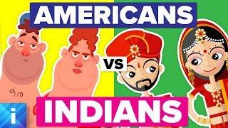 American vs Indian People