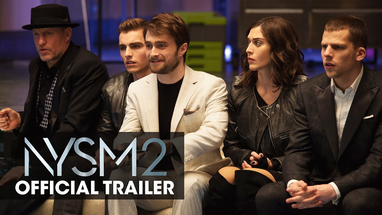 Trailer de Now You See Me 2