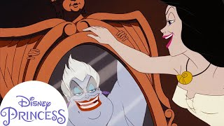 What was Ursula's Evil Plan? | Disney Princess