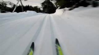 Esquí de fondo en argentina