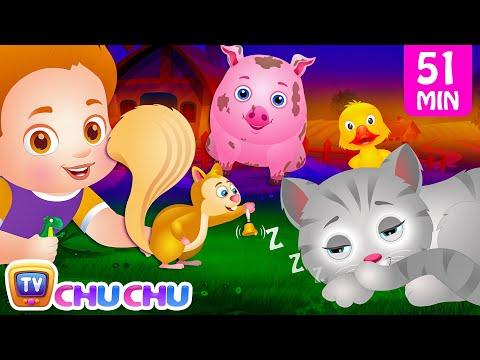 Are You Sleeping Little Johny? Farm Animals Song for Babies   ChuChu TV Nursery Rhymes & Kids Songs