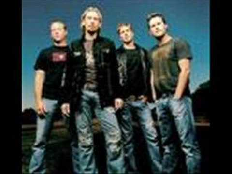 Nickelback - Flat On The Floor (with Lyrics)