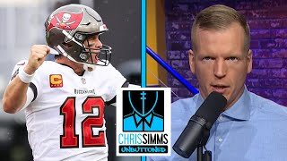 NFC Championship Preview: Tampa Bay Buccaneers vs. Green Bay Packers   Chris Simms Unbuttoned