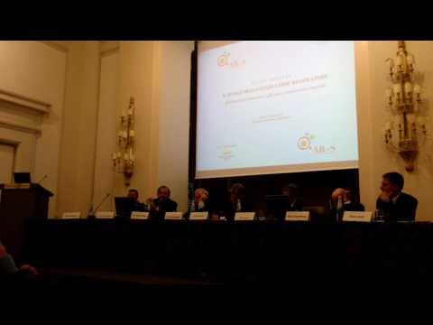 Giuseppe Peleggi (Ag. Dogane) sul ruolo dello Stato come regolatore