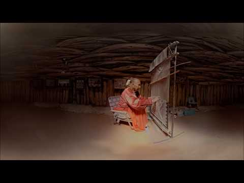 Navajo Weaver - 3D 360 by Condition One VR