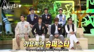 Super Junior - Come to play part 1 [ENG SUB]
