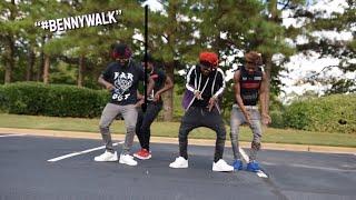 Young Thug - Surf 🏄 Dance Video #BennyWalk (NEW DANCE‼️)