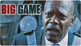 Big Game Trailer + Film Clips + Making Of German Deutsch (Samuel L Jackson Film 2015)
