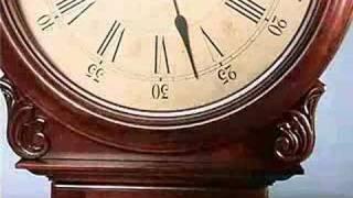 Howard Miller Floor Clock Setup 2005