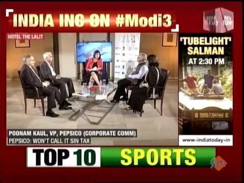 CEO of Akshaya Patra on News IndiaToday