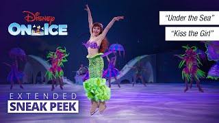 Under the Sea and Kiss the Girl | Disney's Little Mermaid Live | Disney On Ice full performance