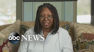 Whoopi Goldberg's close call with pneumonia l GMA