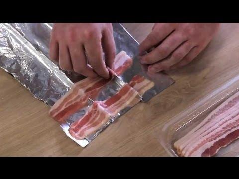 Comment faire onduler votre bacon ?
