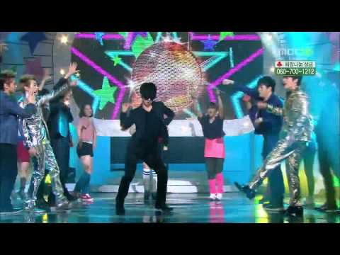 [YeWook cut] Yesung vs Ryeowook dance battle in Oppa,Oppa performance