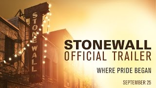 Stonewall Official Trailer HD