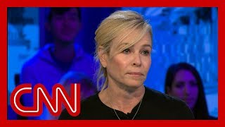 Chelsea Handler: Trump's election was a trigger for me