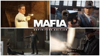 All Deaths and Executions | Mafia Definitive Edition