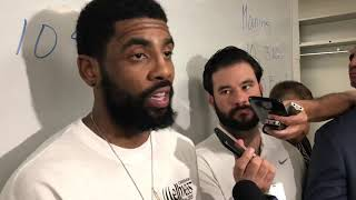 Kyrie Irving: Relationship with Brad Stevens has grown tremendously
