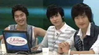 Kyuhyun can't find Ryeowook's flaws [eng sub]