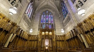 Duke University Chapel Through the Years  video
