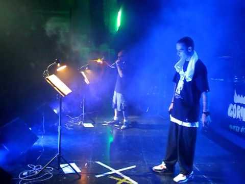 Баста/Гуф - Только сегодня (Live РнД 22.04.2011)