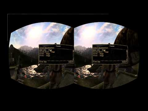 Morrowind with Oculus Rift (Best Version) by AnanasBe
