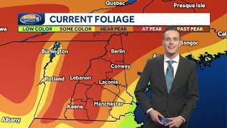 Watch: Brightest weekend weather on Sunday