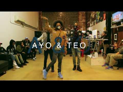 21 Savage - X ( Official Dance Video )   @Shmteo_ @Ogleloo