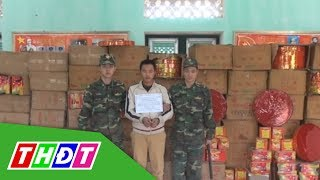 Lạng Sơn: Bắt giữ 2 tấn pháo qua biên giới | THDT
