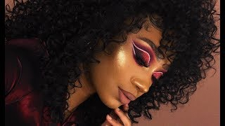 Fall Double Cut Crease Makeup Look   Pat McGrath Mothership V Palette   MakeupTiffanyJ