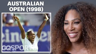 Serena Williams Breaks Down Her Most Iconic Tennis Matches | GQ