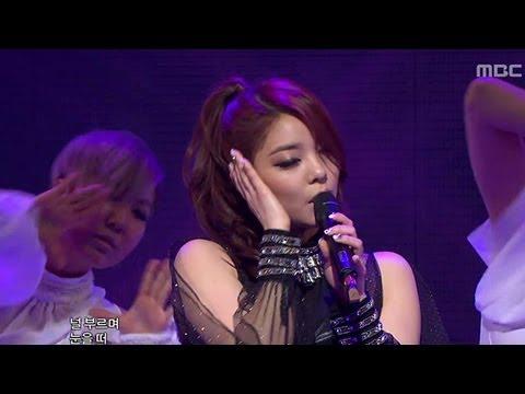 Ailee - Heaven, 에일리 - 헤븐, Music Core 20120211