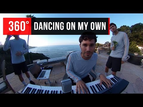 Robyn - Dancing on My Own (Cover) 360
