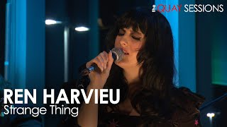 Ren Harvieu Performs Strange Thing Live   Quay Sessions
