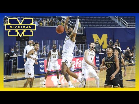 Michigan Basketball || Mid-Season Highlights ||