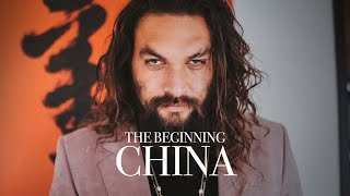 We're in China! | Jason Momoa Aquaman Press Tour