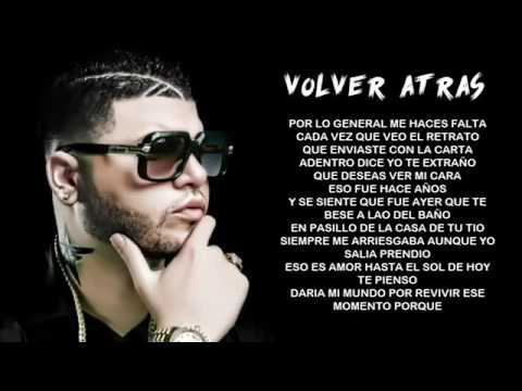 Farruko - Volver a besarte (Letra) (Lyrics Video) 2016