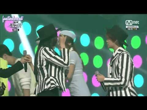[ENG SUB] 140717 f(x) M! Countdown Win+Encore