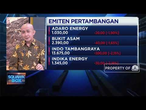 Direktur Eksekutif  APBI, Hendra  Sinadia  di CNBC TV, Dialog: Hilirisasi, Masa Depan Industri Batu Bara Indonesia