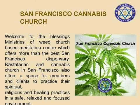 cannabis church San Francisco