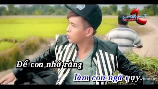 Karaoke Nơi Ấy Con Tìm Về   Hồ Quang Hiếu   Full beat