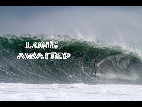 Long Awaited Swell Hits Los Angeles
