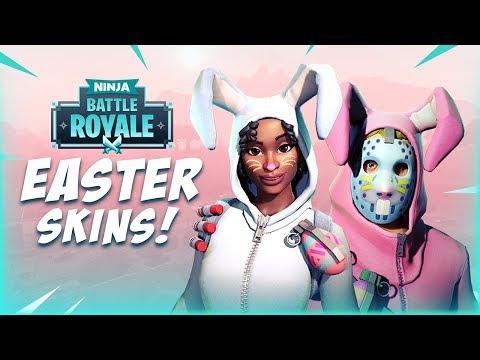 New Easter Skins!! - Fortnite Battle Royale Gameplay - Ninja