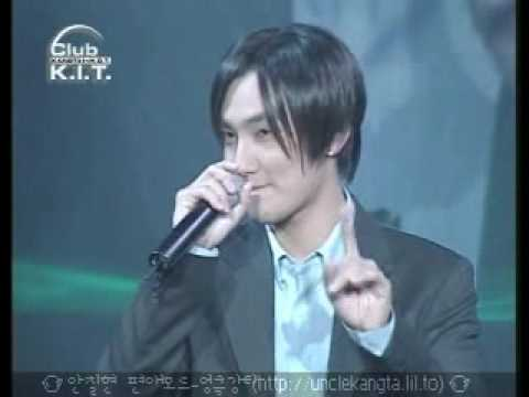 Kangta - Only You at 1st Fanmeeting