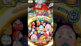 Yo-Kai Watch Wibble Wobble: Rubeus J Score Attack!