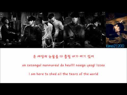 VIXX - Voodoo Doll (저주인형) [Hangul/Romanization/English] Color & Picture Coded HD