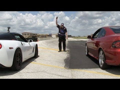Heads Up Drag Racing - Power Cruise