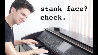 When the groove is fonky