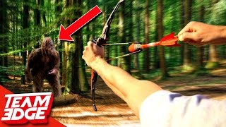 BigFoot HUNT Challenge!!